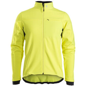 Bontrager Circuit Jas Heren, vis yellow
